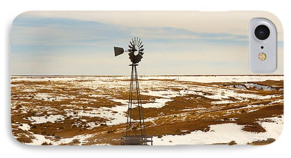 IPhone Case featuring the photograph Wind Mill  by Shirley Heier