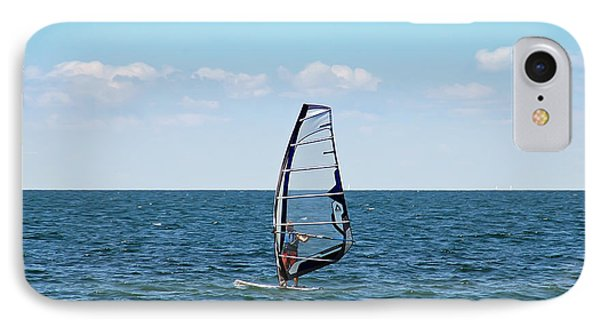 Wind Surfer Phone Case by Aimee L Maher Photography and Art Visit ALMGallerydotcom