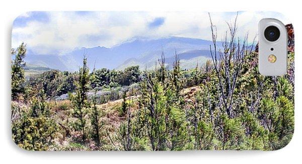 Wind Swept Maui Landscape IPhone Case