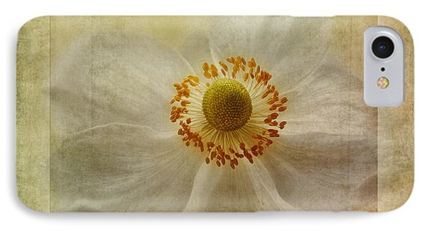 Windflower Textures Phone Case by John Edwards