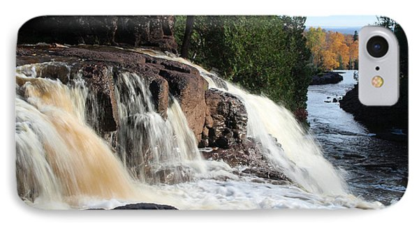 Winding Falls IPhone Case by James Peterson