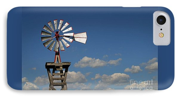 Windmill-5764b Phone Case by Gary Gingrich Galleries