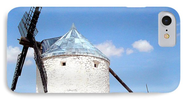 Windmills IPhone Case by Kay Gilley