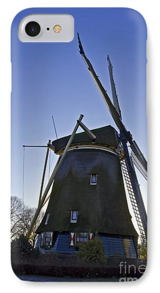 Windmills Of Holland Phone Case by Pravine Chester