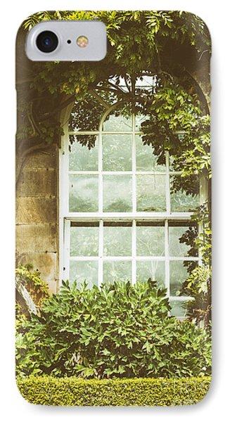 Window IPhone Case by Amanda Elwell