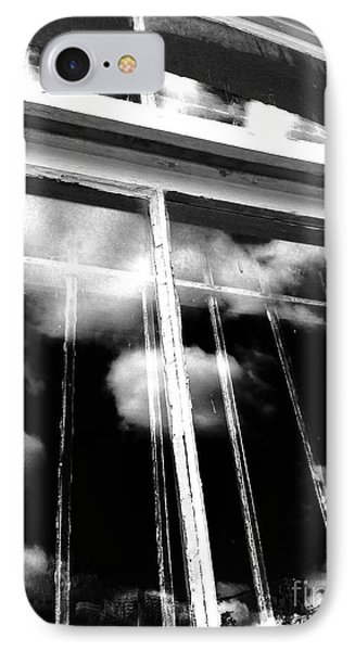 Window Clouds IPhone Case