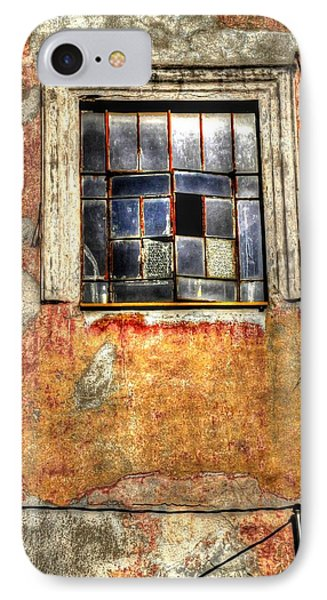 Window Dressing IPhone Case by Craig T Burgwardt