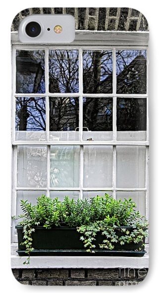 Window In London IPhone Case by Elena Elisseeva