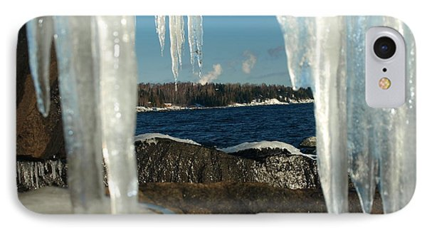 IPhone Case featuring the photograph Window Into Minnesota by James Peterson