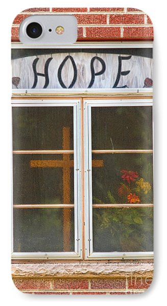 Window Of Hope 2 Phone Case by James BO  Insogna