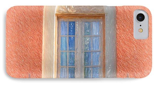 Window Reflection IPhone Case by Kim Hojnacki