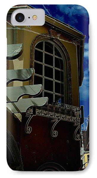 Window St Thomas Phone Case by John Holfinger