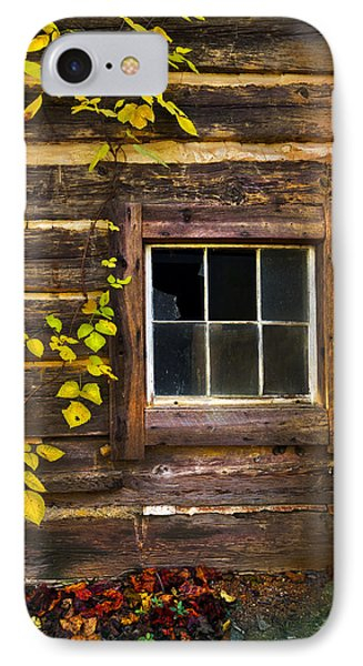 Window To The Soul IPhone Case by Debra and Dave Vanderlaan