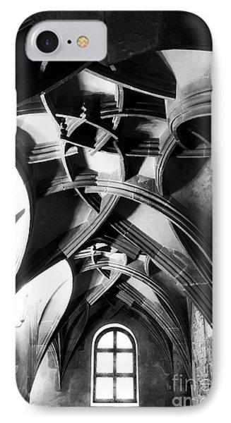 Window View Phone Case by John Rizzuto