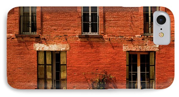 Windows And Doors IPhone Case