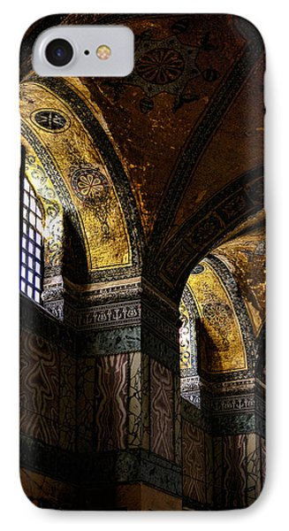 Windows In The Blue Mosque IPhone Case