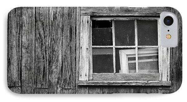 Windows In The Window Phone Case by Jeff Burton