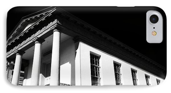 Windows Of The Confederacy Phone Case by John Rizzuto