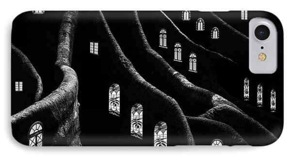 Windows Of The Forest IPhone Case