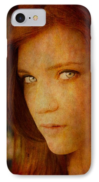 Windows To The Soul Phone Case by Loriental Photography
