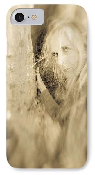Windows To The Soul Phone Case by Nancy Taylor