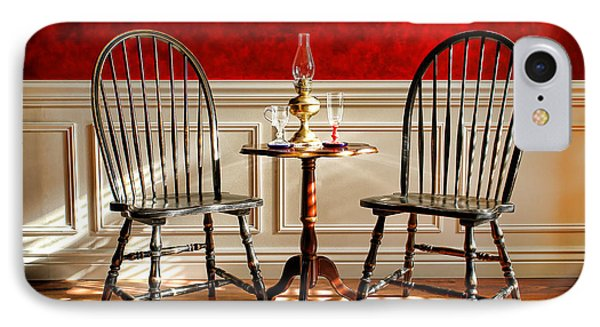 Windsor Chairs IPhone Case