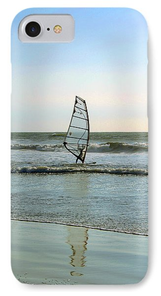 Windsurfing IPhone Case by Ben and Raisa Gertsberg