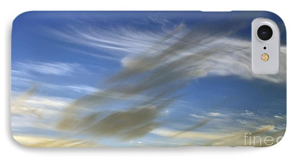 Windswept Phone Case by Kaye Menner
