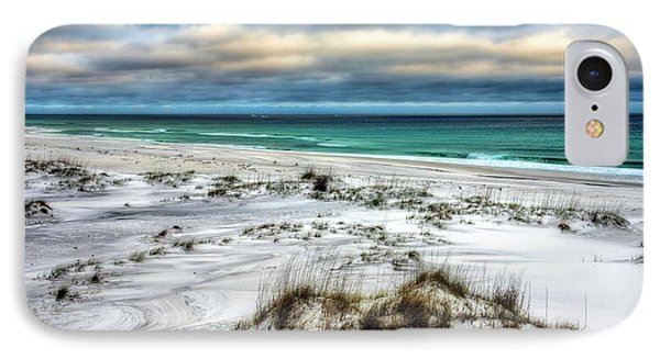 Windswept On Okaloosa Island IPhone Case