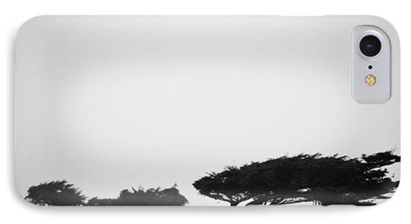 Windswept Shoreline IPhone Case by Melinda Ledsome