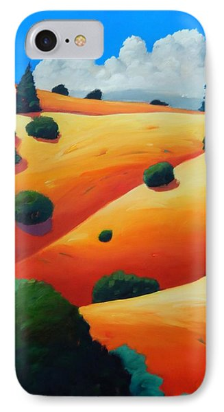 Windy Hill Trip Panel 2 IPhone Case