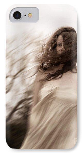 Windy Phone Case by Margie Hurwich