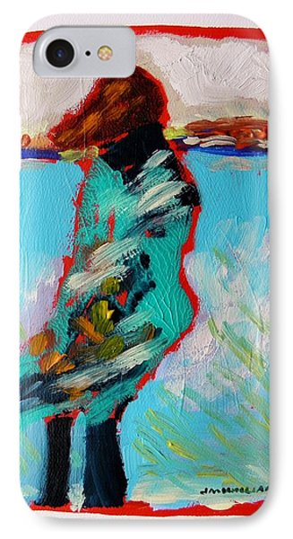 Windy Morning Phone Case by John Williams
