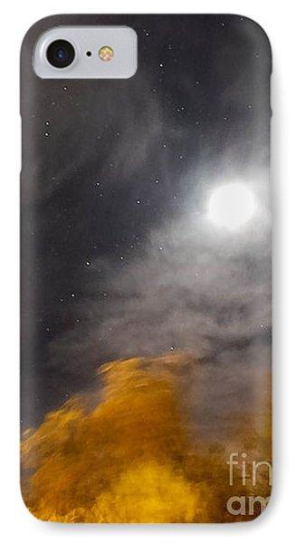 Windy Night IPhone Case