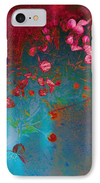 Wine And Roses Phone Case by Ann Powell