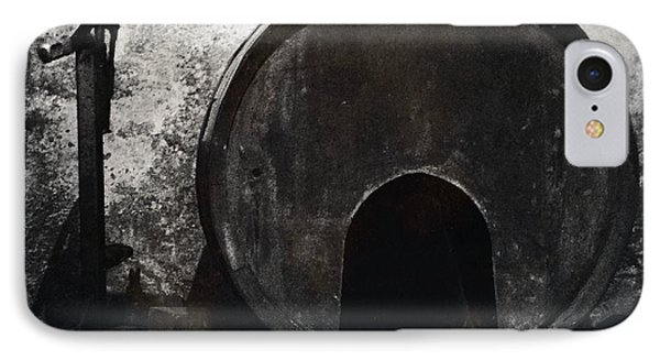 Wine Barrel IPhone Case by Marco Oliveira
