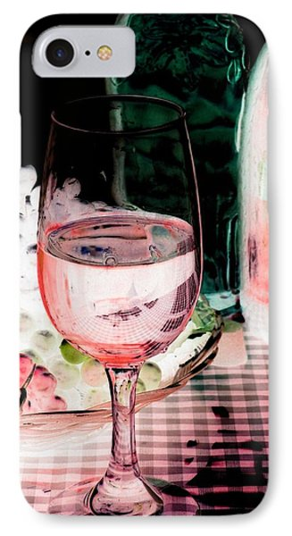 Wine Country - Photopower 03 IPhone Case by Pamela Critchlow
