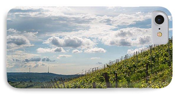 Wine Tour In Uhlbach Near Stuttgart - Germany Phone Case by Frank Gaertner