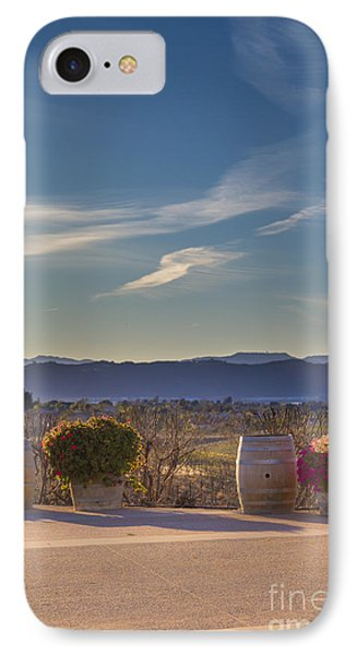Temecula Winery IPhone Case by Alanna DPhoto