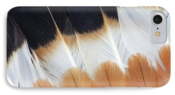 Wing Fanned Out On Northern Lapwing IPhone 7 Case by Darrell Gulin