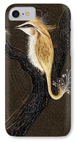 Winged Ribbonor IPhone Case