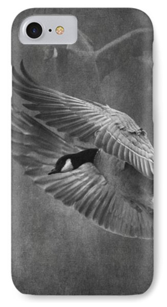 Winged Symphony IPhone Case