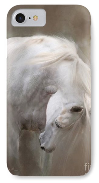 IPhone Case featuring the digital art Wingless by Dorota Kudyba