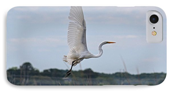 IPhone Case featuring the photograph Wings by Carol  Bradley