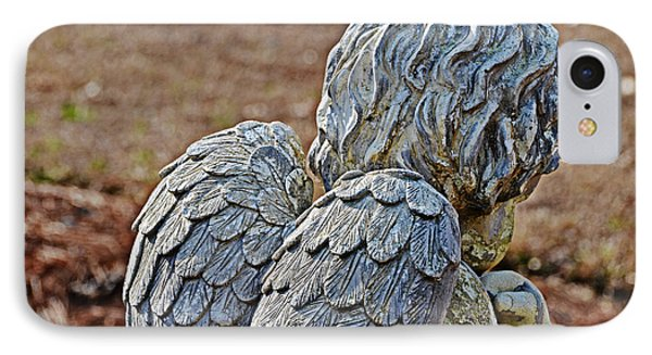 IPhone Case featuring the photograph Wings by Linda Brown