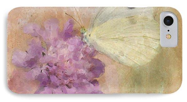 Wings Of Beauty Phone Case by Betty LaRue