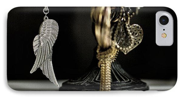 Wings Of Desire I Phone Case by Marco Oliveira