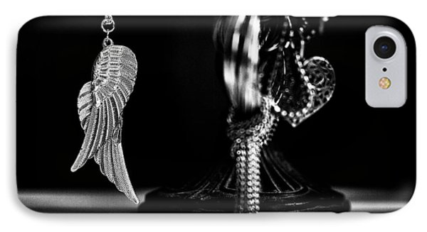 Wings Of Desire II Phone Case by Marco Oliveira