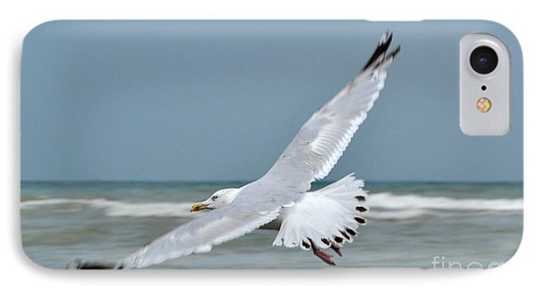 IPhone Case featuring the photograph Wings Of Freedom by Simona Ghidini