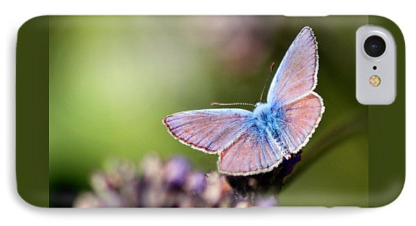 IPhone Case featuring the photograph Wings Of Tenderness by Martina  Rathgens